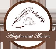 Antykwariat Amicus - logo